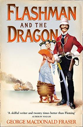 Flashman and the Dragon Cover Image