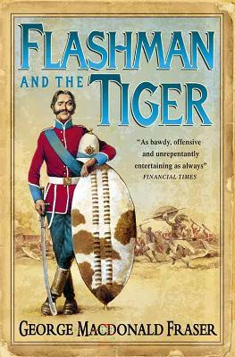 Flashman and the Tiger Cover Image