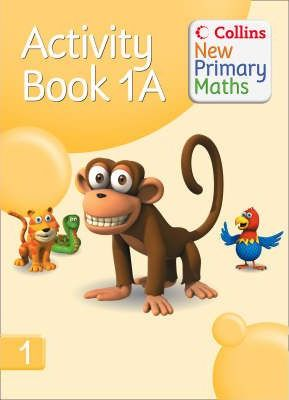 Collins New Primary Maths Pupil: Activity Book No. 1A