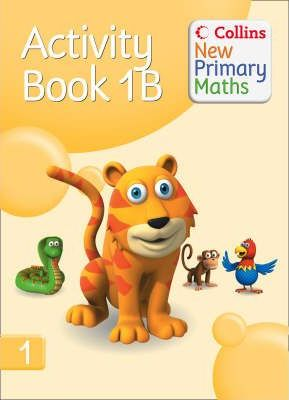 Collins New Primary Maths Pupil: Book 1B