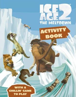 Ice Age 2 The Meltdown: Activity Book