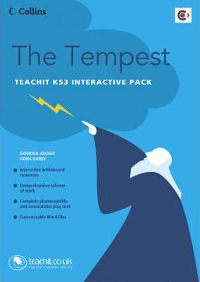 """The Tempest"" Teachit KS3: Interactive Pack"