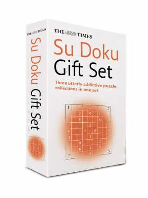"The ""Times"" Su Doku Gift Set: Bks. 1-3"