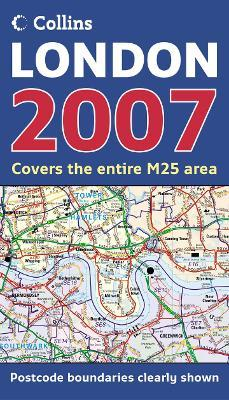 Map of London 2007