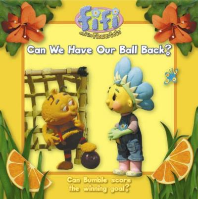 Can We Have Our Ball Back?: Read-to-Me Storybook