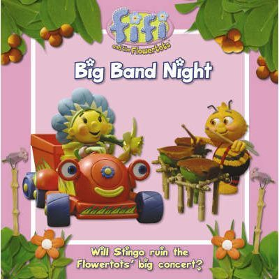 Big Band Night: Read-to-Me Storybook