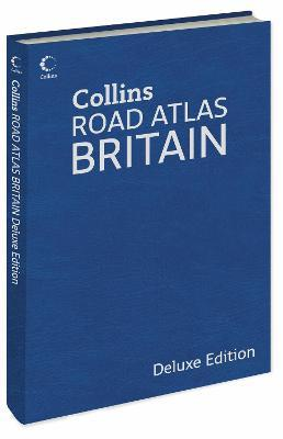 Collins Easy Read Road Atlas Britain 2007