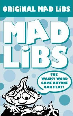 Original Mad Libs