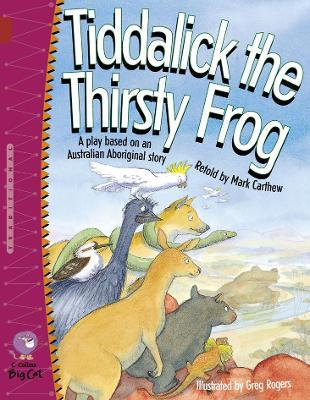 Tiddalick the Thirsty Frog