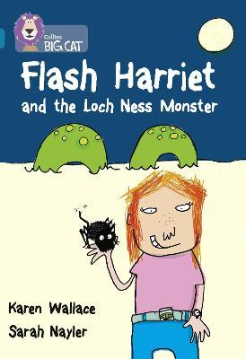 Flash Harriet and the Loch Ness Monster