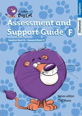 Assessment and Support Guide F: Bands 16-17