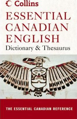Collins Canadian Essential Dictionary and Thesaurus