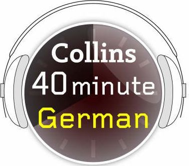Collins German 40 Minute Audio