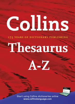 Collins Thesaurus A-Z Home Edition