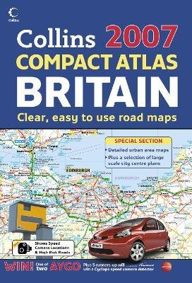 Compact Road Atlas Britain 2007