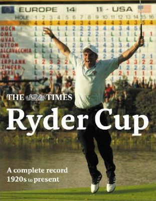 """The """"Times"""" Ryder Cup"""