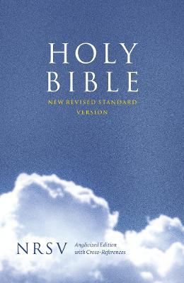Holy Bible: New Revised Standard Version (NRSV) Anglicised Cross-Reference edition