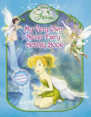 My Very Own Never Fairy Activity Book