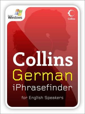 German iPhrasefinder for English Speakers