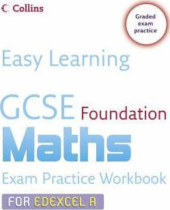 GCSE Maths Exam Practice Workbook for Edexcel A