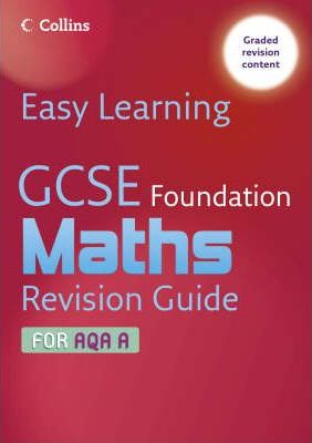 GCSE Maths Revision Guide for AQA A