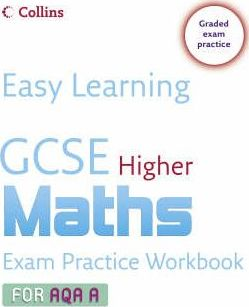 GCSE Maths Exam Practice Workbook for AQA A