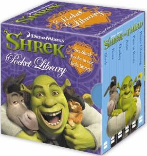 """Shrek the Third"" Pocket Library"