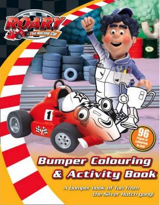 Bumper Colouring and Activity Book