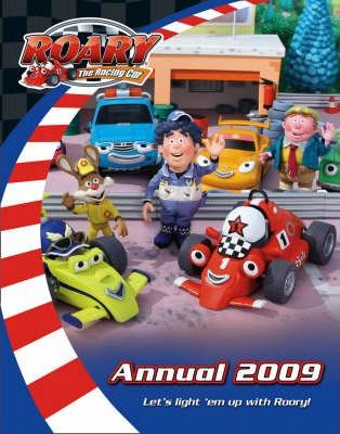 """Roary the Racing Car"" - Annual 2009"