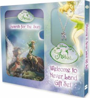 Welcome to Never Land Gift Set