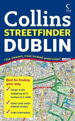 Dublin Streetfinder Colour Map