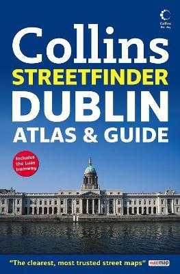 Dublin Streetfinder Atlas and Guide