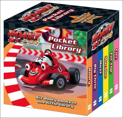 """Roary the Racing Car"" - Pocket Library"