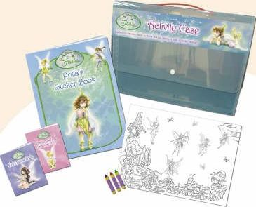 Disney Fairies - Activity Case