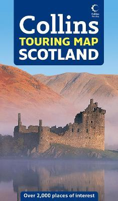 Touring Map Scotland