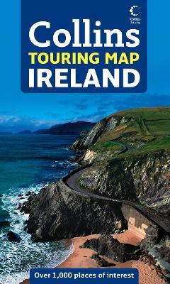 Touring Map Ireland