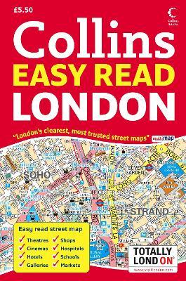 London Easy Read Atlas