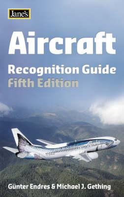 Jane's Aircraft Recognition Guide Cover Image