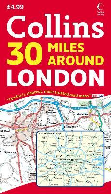 30 Miles Around London