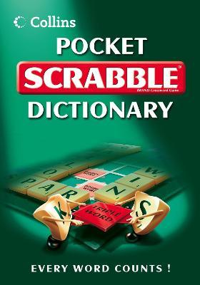 Collins Pocket Scrabble Dictionary