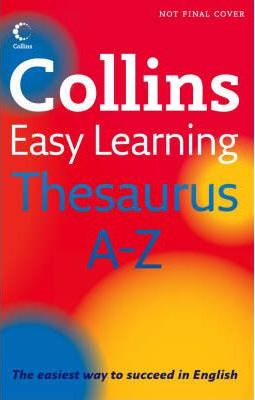 Collins Easy Learning Thesaurus