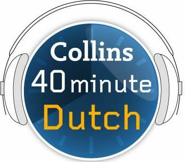 Collins Dutch 40 Minute Audio