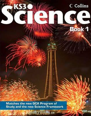 Collins KS3 Science - Pupil Book 1