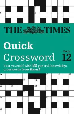 The Times Quick Crossword Book 12