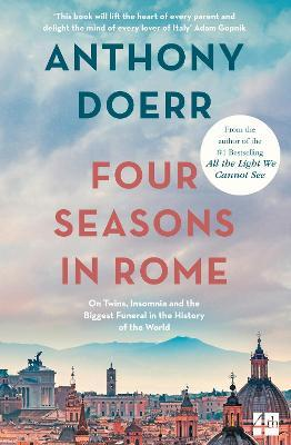 Four Seasons in Rome Cover Image