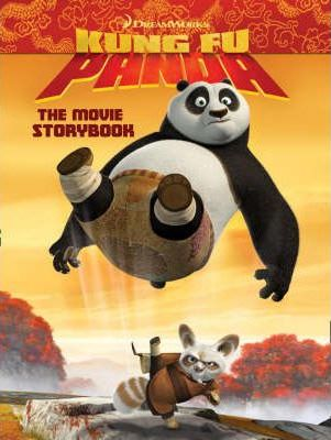 """Kung Fu Panda"" - Movie Storybook"