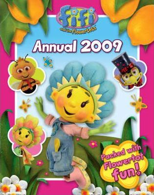 """Fifi and the Flowertots"" - Annual 2009"