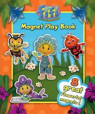 """Fifi and the Flowertots"" - Magnet Play Book"