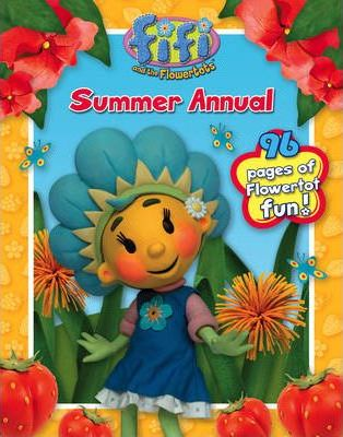 """""""Fifi and the Flowertots"""" - Fifi Summer Annual 2009"""