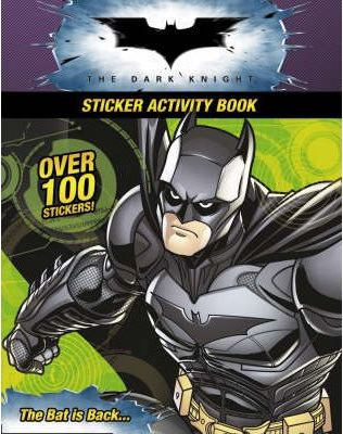 """Batman - the Dark Knight"" - Sticker Activity Book"